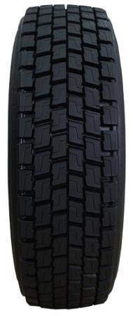 Восстановленные грузовые шины б/у Bandamatic DDL 315/80 R22,5 - фото завода ReNova