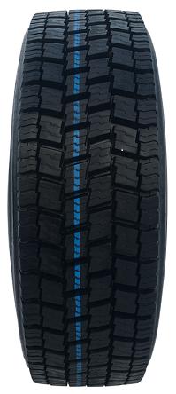 Восстановленная грузовая шина с протектором Nokian 64 315/70 R22,5 - фото завода ReNova