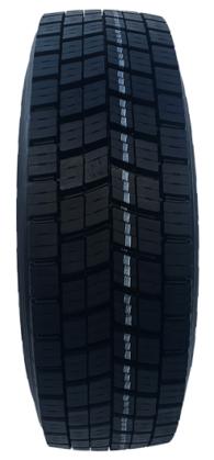 Бескамерные грузовые шины восстановленные Nokian Hakka Drive 315/70 R22,5 - фото завода ReNova