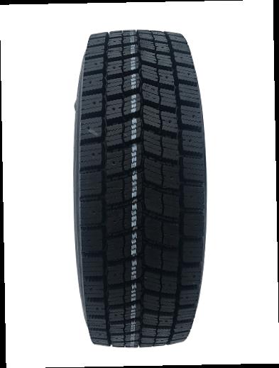 Грузовые шипованные шины Nokian Hakkapeliitta E 315/70 R22,5 - фото завода ReNova
