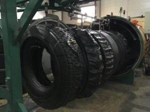 Восстановление протектора шин - картинка завода ReNova